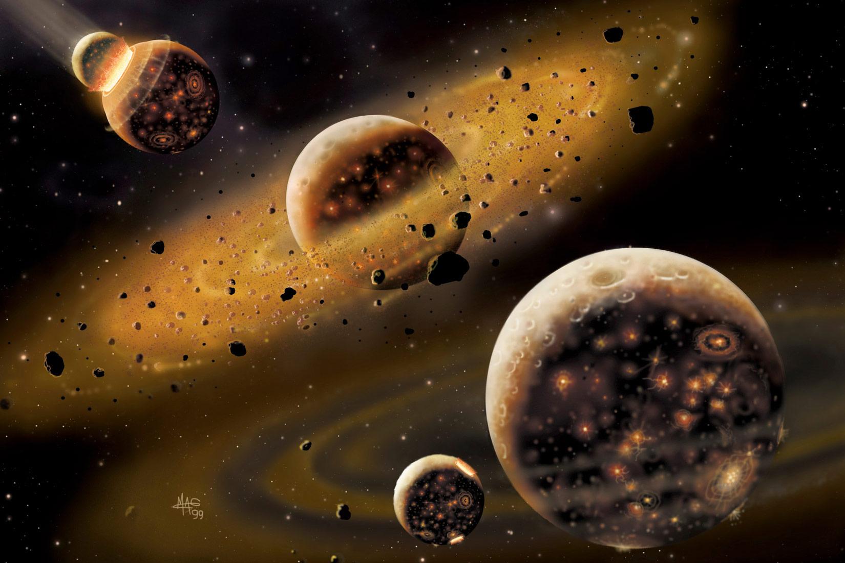 Nastanak i razvoj života na Zemlji – Biologija 1